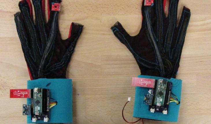 SignAloud: i guanti capaci di tradurre il linguaggio dei segni